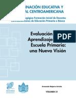 Evaluación de los aprendizajes en la escuela primaria una nueva visión