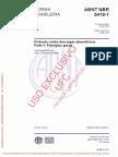 NBR - 5419-1-2015 - Proteção Contra Descargas Atmosféricas - Parte 1 - Princípios Gerais