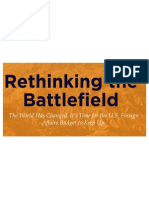 Rethinking the Battlefield