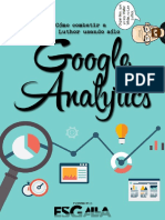 Esgalla Manual Google Analytics