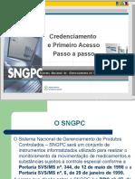 Novo Passo a Passo SNGPC