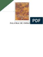 Palavras de Emmanuel (psicografia Chico Xavier - espírito Emmanuel).pdf