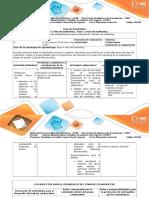 Guia Actividades y Rúbrica de Evaluación - Paso 4. Plan de Marketing