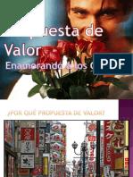 Propuesta de Valor, Enamorando a los Clientes.pdf