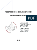 Accord de libre-échange canadien