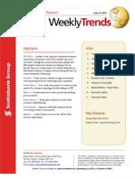 Scotia Weekly Trends