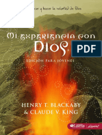 Henry Blackaby - Mi Experiencia Con Dios - Jovenes - Lider
