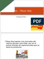 Plaza Vea Caso