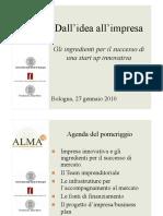 Dalla Business Idea Al Business Plan