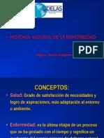 Historia Natural de La Enfermedada