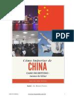 Caso Estudio China