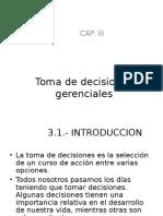 Unidad 3 Toma de Decisionesgerenciales3