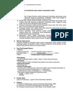 08. Sumber Data Laporan Puskesmas. Laporan Dinas Kesehatan Kab-Kota