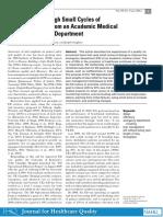 Arbune Et Al-2014-Journal for Healthcare Quality