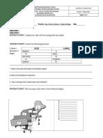 6th Social S. PDE Worksheet