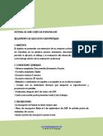 Reglamento Festival de Cine Corto de Popayán 2015