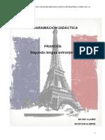 Programacion Frances Curso 2015-16 (Junta de Andalucia) 1.Eso a 4.Eso