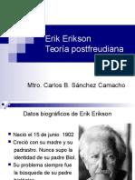 T. Pdd. Erik Erikson
