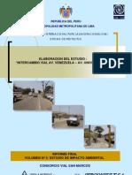 EIA Inter Cam Bio Vial Av. Venezuela - Av. Universitaria