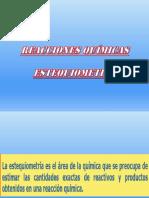 Estequiometrias