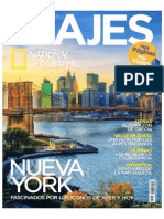 Nueva York - National Geographic 202 / Any XVIII