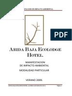 Ecolodge MA