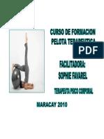 COLUMNA VERTEBRAL & SEGMENTO PÉLVICO - Sophie Favarel