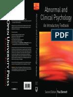 Paul Bennett-Abnormal & Clinical Psychology-McGraw-Hill Education (2007)