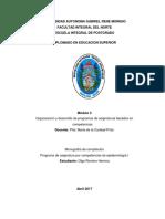 PROGRAMA DE ASIGNATURA_POR_COMPETENCIA_EPIDEMIOLOGIA I