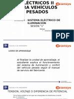 ppt sistema electrico para camiones