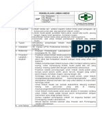 317576264 SOP 60 Pengelolaan Limbah Hasil Pemeriksaan Docx