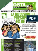 2007 - La Posta Regional José C. Paz Nº 1