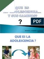 La Adolescencia Para Adolescentes Psicologa