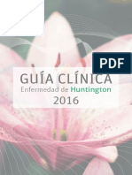 Guia Clinica Huntington