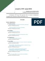 InformativoAnual2016 - STF