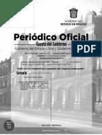 Periódico Oficial de Gobierno CIC