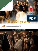 Lección 14 - Traición y Ruina
