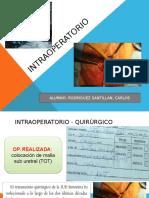 Expo Caso Clinico Anestesio