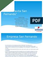 Caso Pavita San Fernando