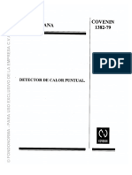 1382-79 Detector de Calor Puntual