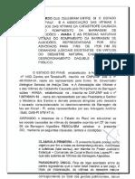 ACORDO DE R$ 60 MILHÕES ENTRE ESTADO DO PIAUÍ E VÍTIMAS DA BARRAGEM DE ALGODÕES