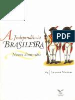 A Independencia Brasileira Novas Dimensoes