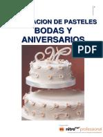 06. Decoracion de Pasteles-bodas y Aniversarios