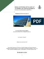 Reporte - Energia Fotovoltaica