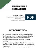 Temperature Regulation Biomedic