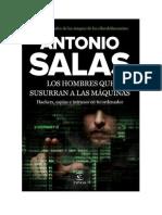 Descargar... Los Hombres Que Susurran a Las Maquinas by Antonio Salas (Libro Ilimitado)