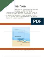 Territorial Sea PIL