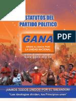 Estatutos Del Partido Politico