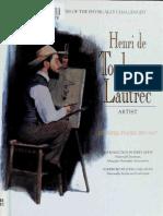 Henri de Toulouse-Lautrec, Artist (Art eBook)