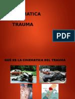 cinematica de trauma